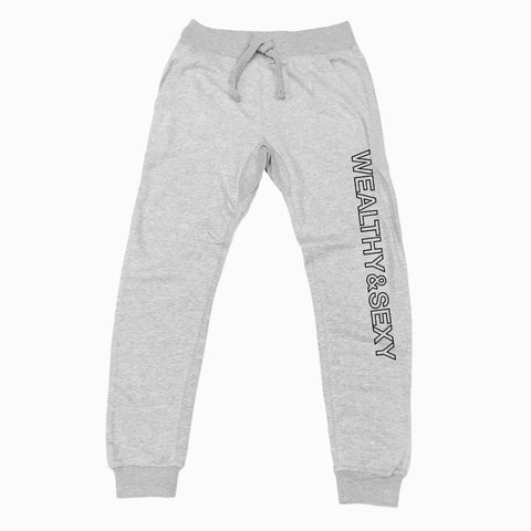LaDemi - Wealthy & Sexy Joggers