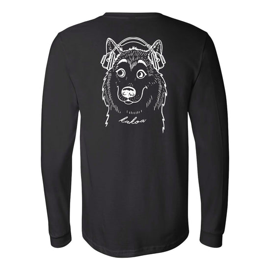 My Mountain Huskey - Kakoa Long Sleeve Tee