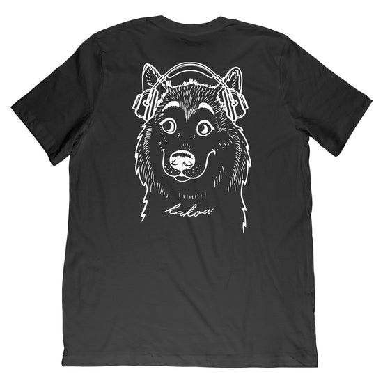 My Mountain Huskey - Kakoa Tee