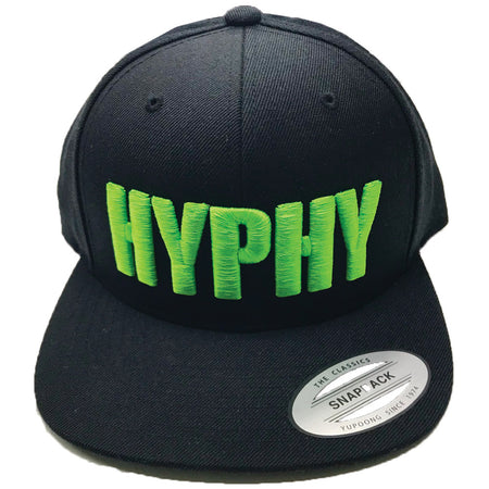 Kali Muscle - HYPHY Green - Snapback Hat (Limited Edition)