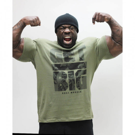 Kali Muscle - Get Big - Tee