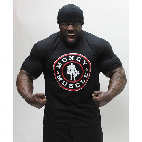 Kali Muscle - Money and Muscle - Tee - Black
