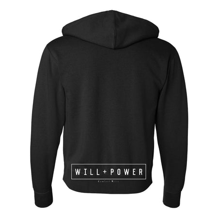 Will And Power - Logo Hoodie