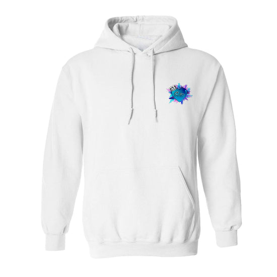 Girl Just Gaming - Logo Pocket Hoodie