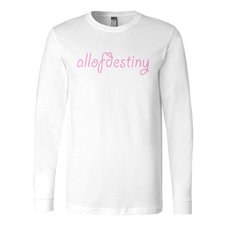 AllofDestiny - Disney Destiny Long Sleeve Tee