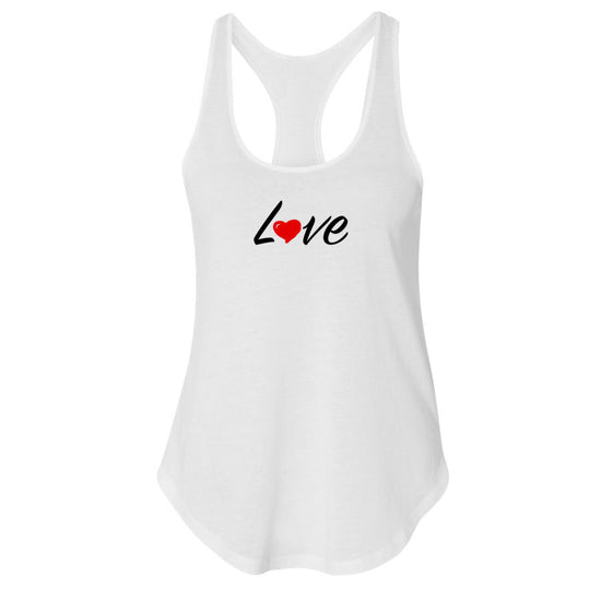 Girl Just Gaming - Love Premium Racerback