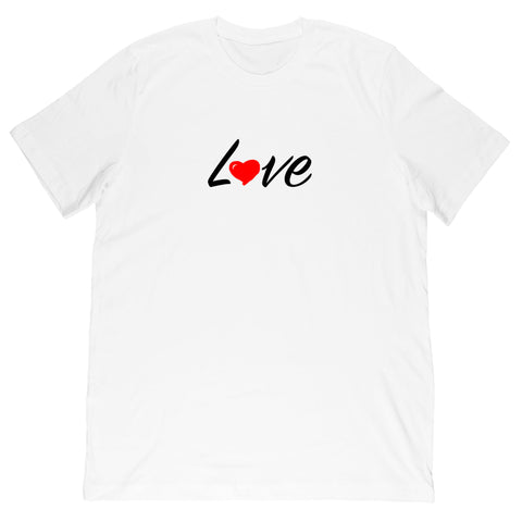 Girl Just Gaming - Love Tee