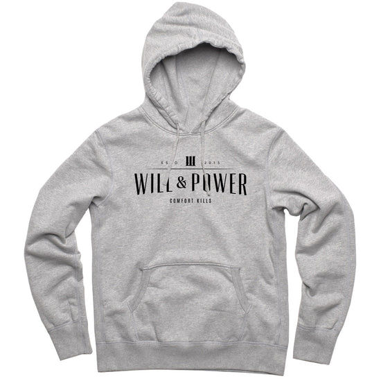 Will And Power - Masthead Hoodie