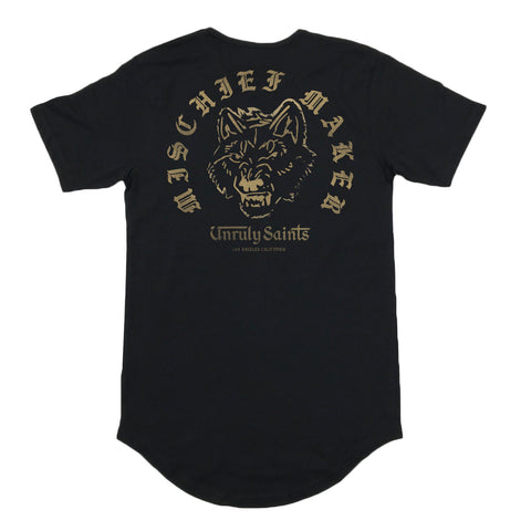 Unruly Saints - Mischief Makers Scoop Tee