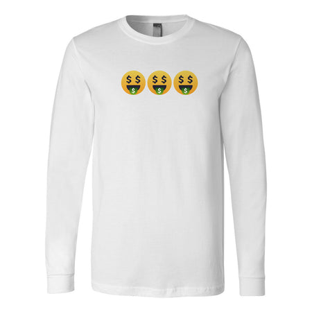 Kendra Rowe - Money Long Sleeve Tee