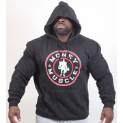 Kali Muscle - Money and Muscle - Hoodie - Black