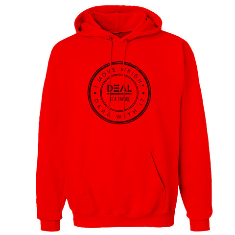 Deal Apparel - Move Weight Hoodie