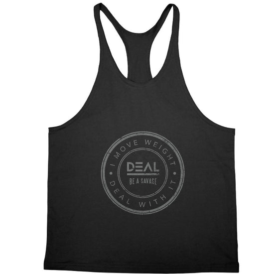 Deal Apparel - Move Weight Stringer