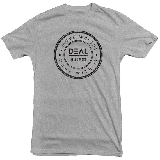 Deal Apparel - Move Weight Tee