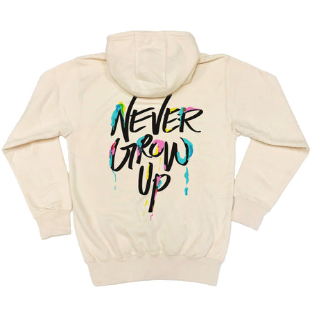 Rufio Uprising - Never Grow Up Hoodie