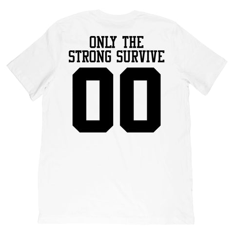 OTSS - Only The Strong Survive Tee (Black Print)
