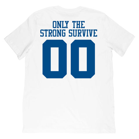 OTSS - Only The Strong Survive Tee (Blue Print)