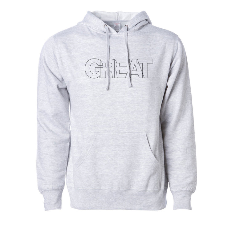 Great Outline Hoodie