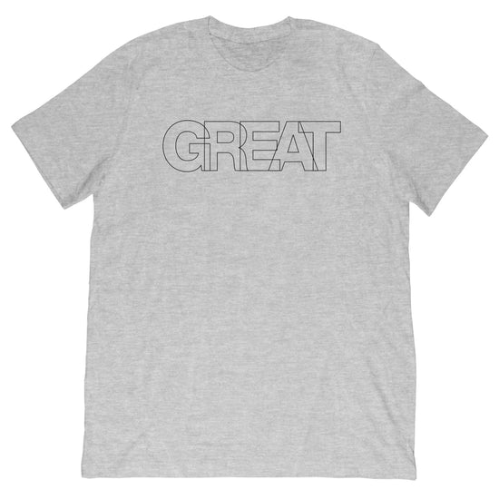 Great Outline Tee