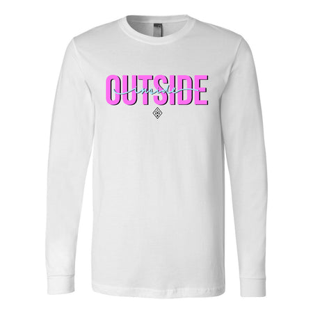 Eden Kai - Outside Inside Long Sleeve Tee