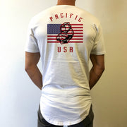Pacific USA Scoop Tee