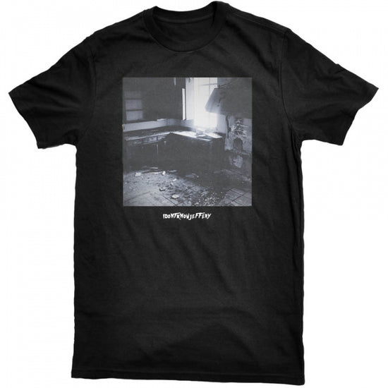 The Jeffery EP Tee - Black