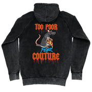 Bailey Sarian - Too Poor For Couture Vintage Hoodie