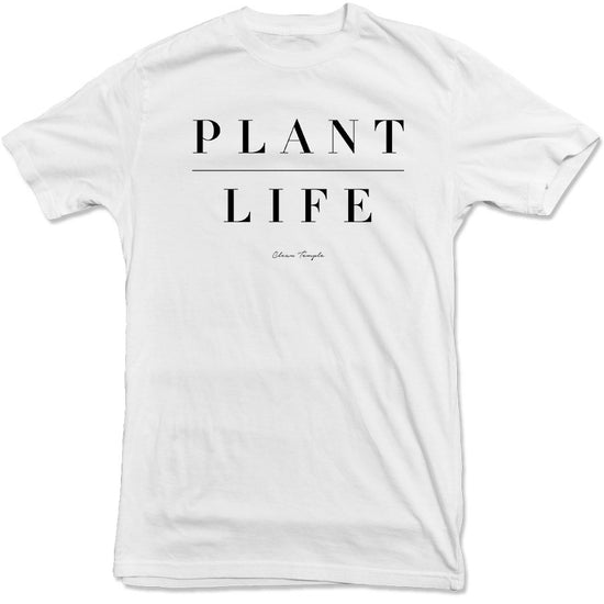 Clean Temple - Plant Life Tee