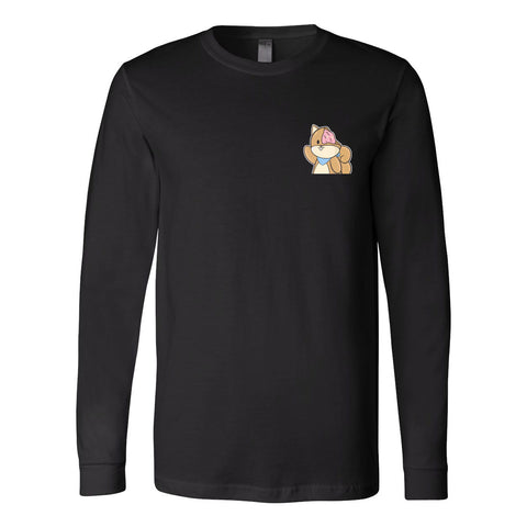 Dead Squirrel - Pocket Long Sleeve Tee