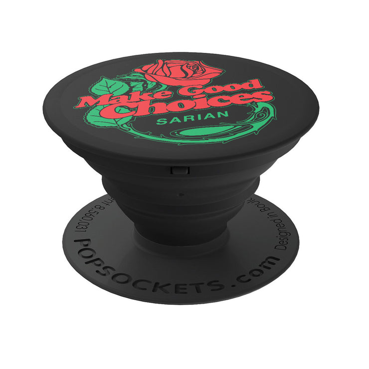 Bailey Sarian - Rose Popsocket