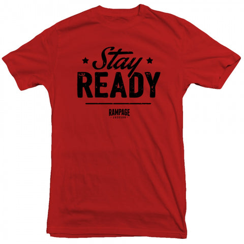 Rampage - Stay Ready Tee