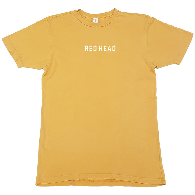 Hey Red - Red Head Tee