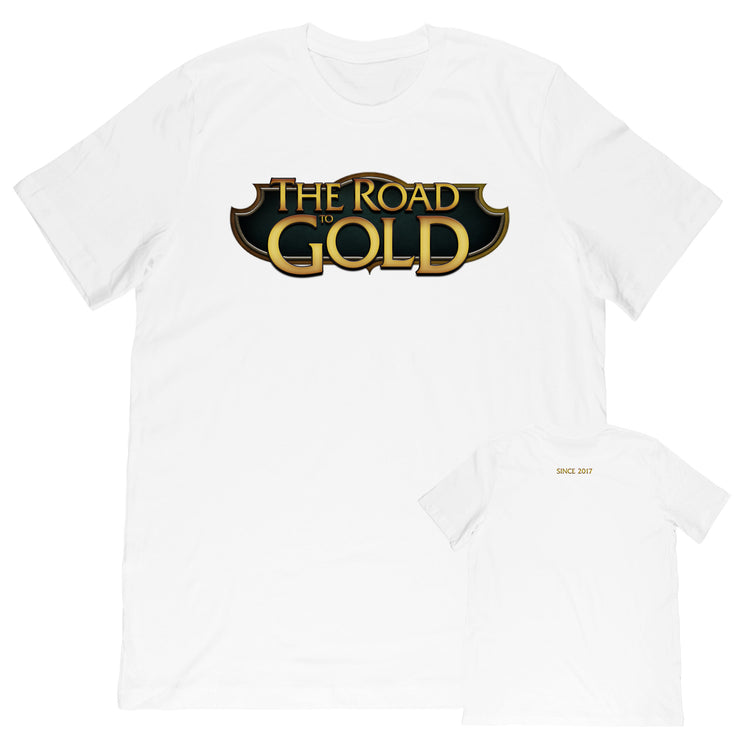 RufioZuko - The Road to Gold Tee