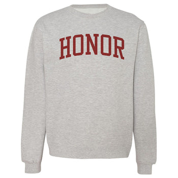 RufioZuko - Honor Crewneck Sweater