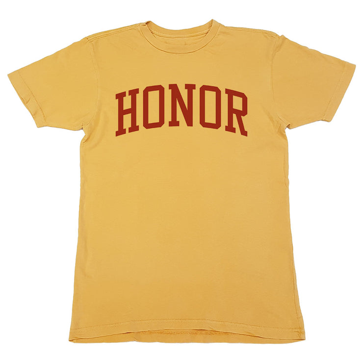 RufioZuko - Limited Edition Honor Vintage Tee
