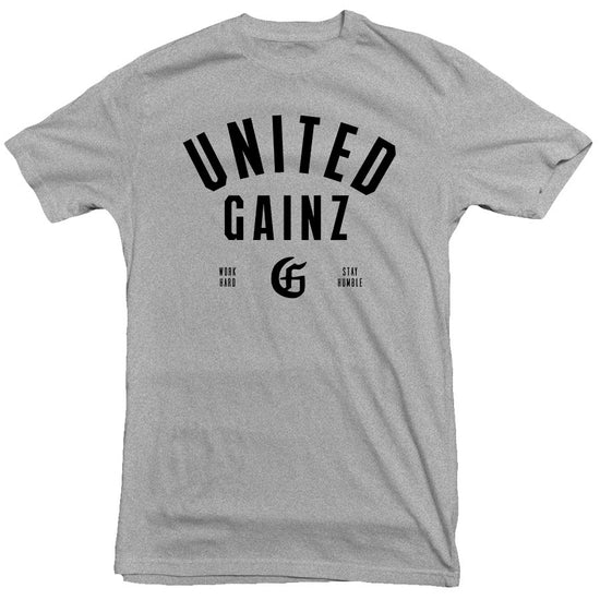 United Gains - Stacked Tee