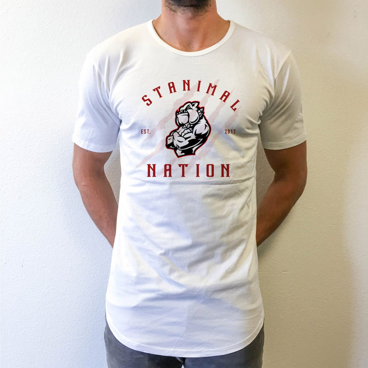 Stanimal Nation Scoop Tee
