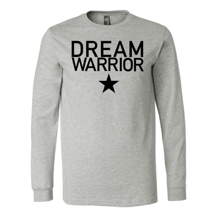 STAR WARRIOR LONG SLEEVE TEE
