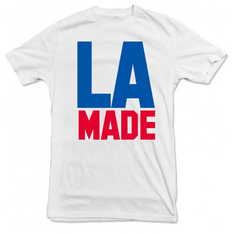 STATECITY - LA Made Tee - White