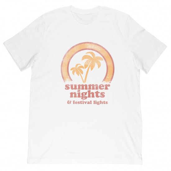 Gummy Mall - Summer Nights - Tee