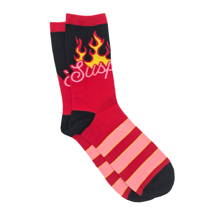 Suspish Socks (Red)