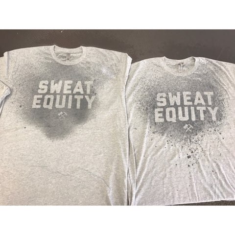 Sweat Equity Tee (LIMITED EDITION)
