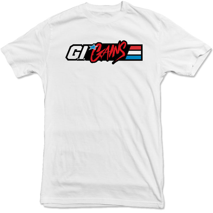 United Gains - GI Gains Tee