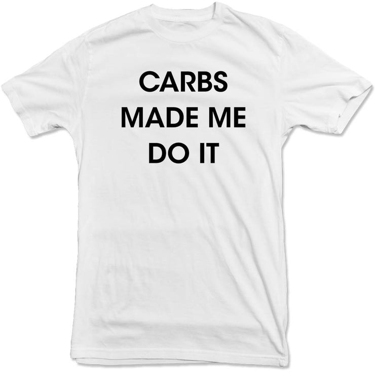 Gummy Mall - Carbs Made Me Do It - Tee