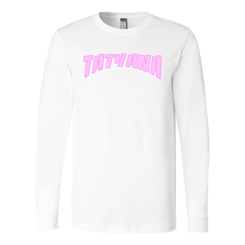 Tatyana - Long Sleeve Tee