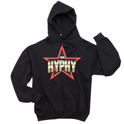 Kali Muscle - Team Hyphy V2 Hoodie - Black
