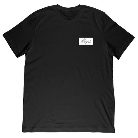 Abyss - Logo Tee - Black
