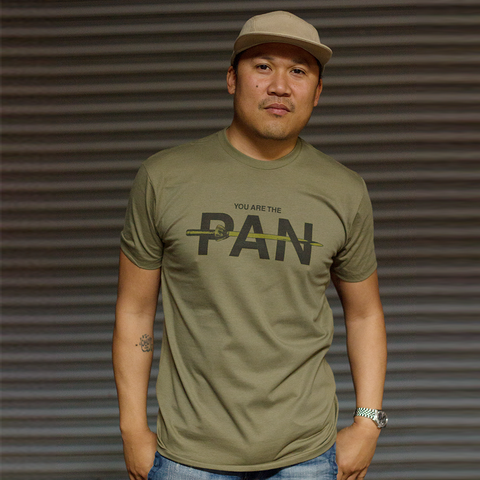Rufio Uprising - You Are The Pan Tee