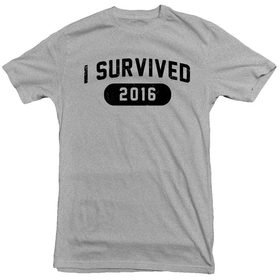 I Survived 2016 Tee