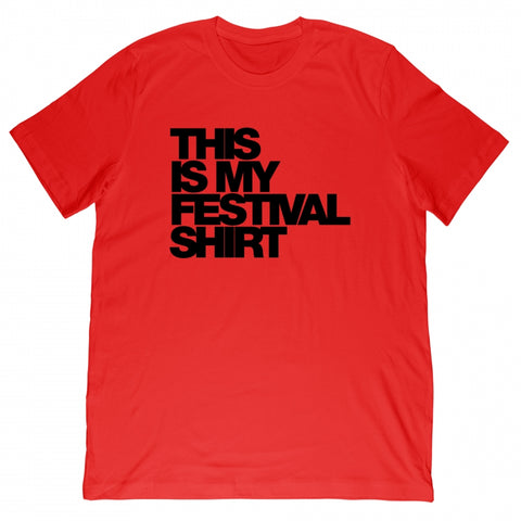Gummy Mall - This Is My Festival - Tee